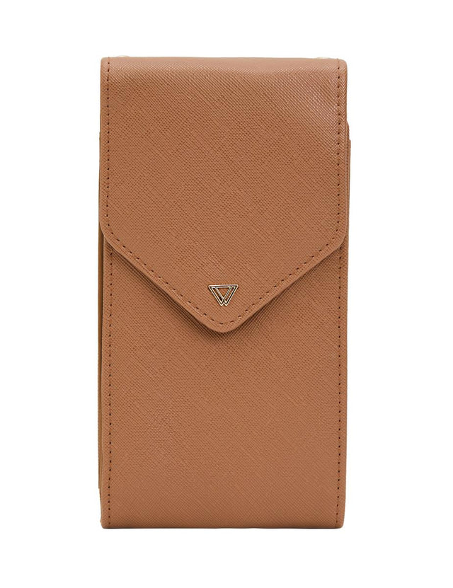 Sammie Mini Cross Body Tan