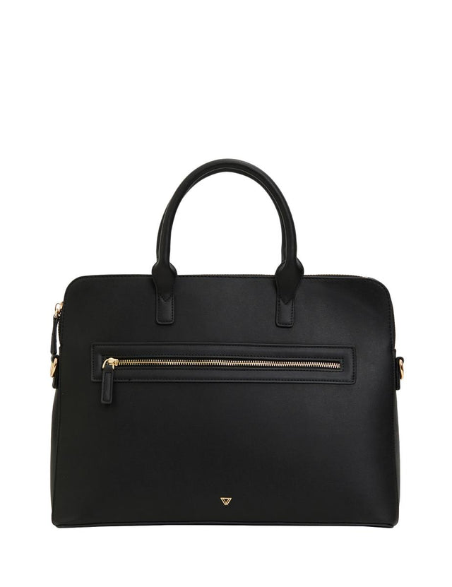 Francisco Tech Tote Black