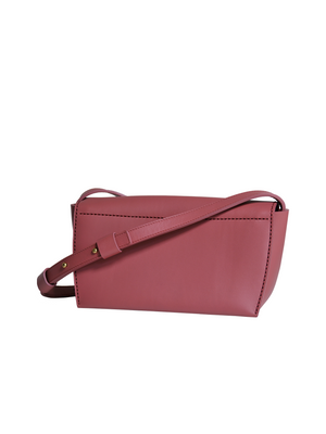 Stiebich & Rieth Shorty Crossbody Handbag - Rose