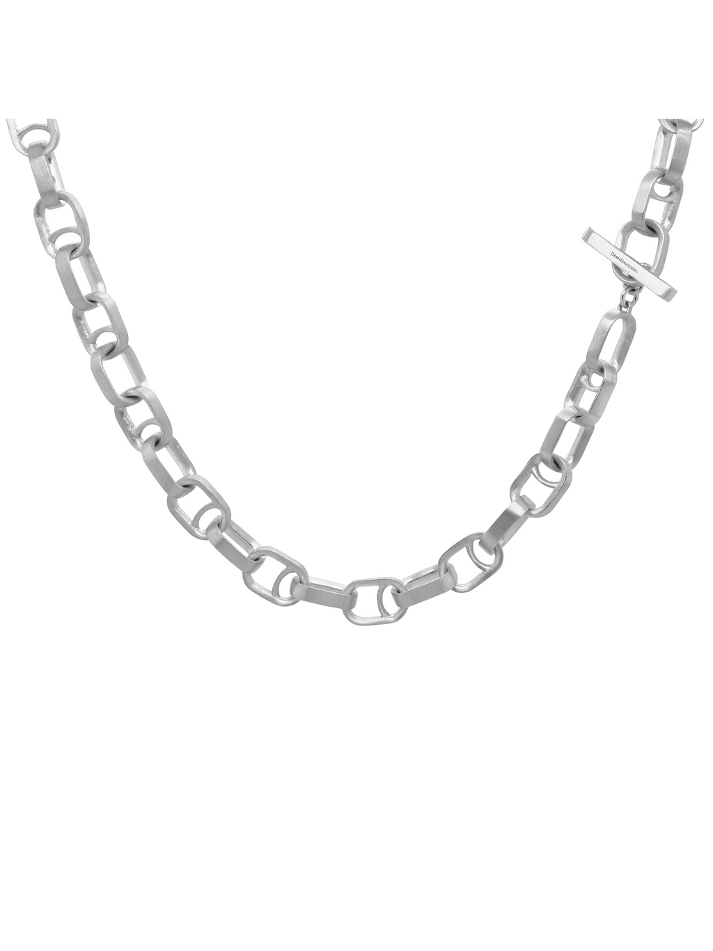 Dean Davidson Manhattan Chain Link Statement Necklace