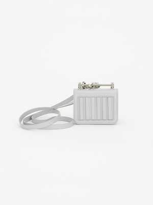IURI Mini Container Bag - SS21 - Silver Splint | Hangar9 - Handbags