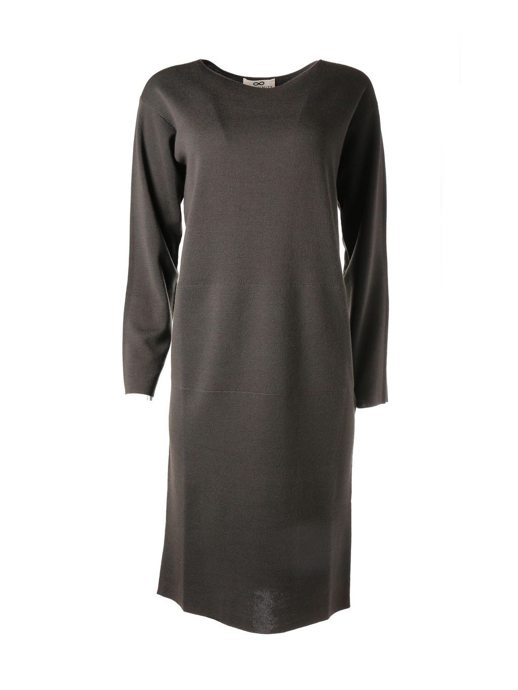 Sminfinity Long Sleeve Sweater Dress