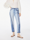 Frame Denim Le Mix Pant Palomino