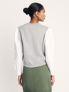 Derek Lam 10 Crosby - Milton Mix Media Sweatshirt - Pre-Order