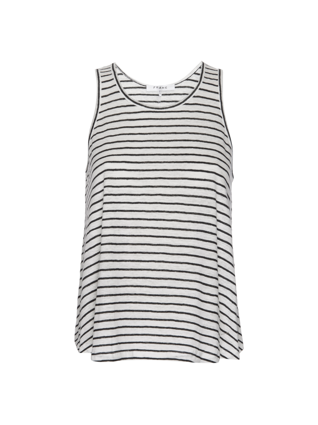Frame Swingy Striped Tank