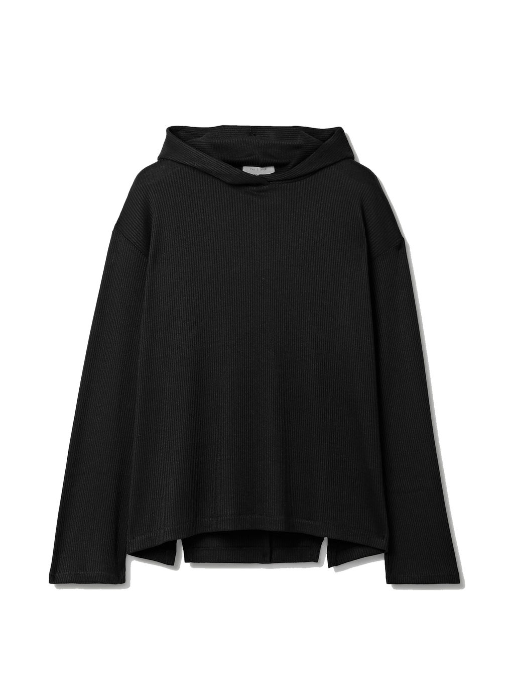 Rag & Bone The Knit Rib Hoodie