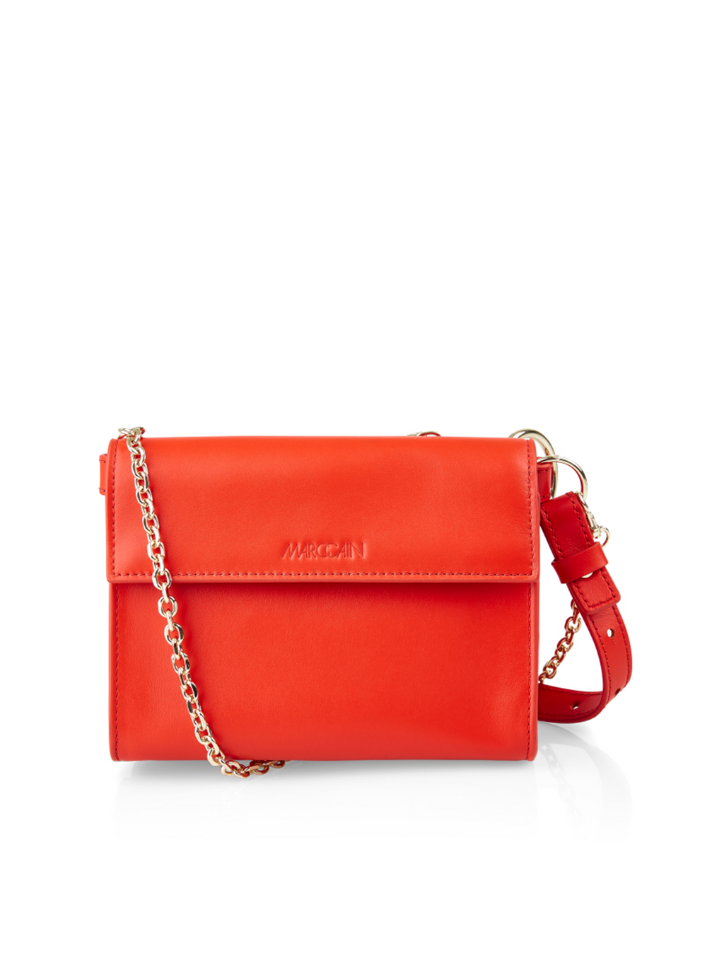 Marc Cain Double Belt and Shoulder Bag - Pre-order
