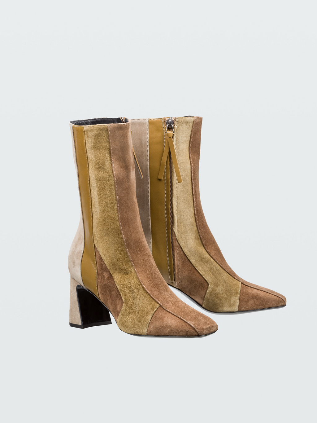 Dorothee Schumacher Patched Perfection Boot