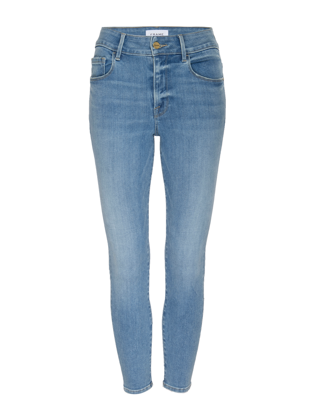 Frame Le One Skinny Jean - Super Stretch Sustainable Denim