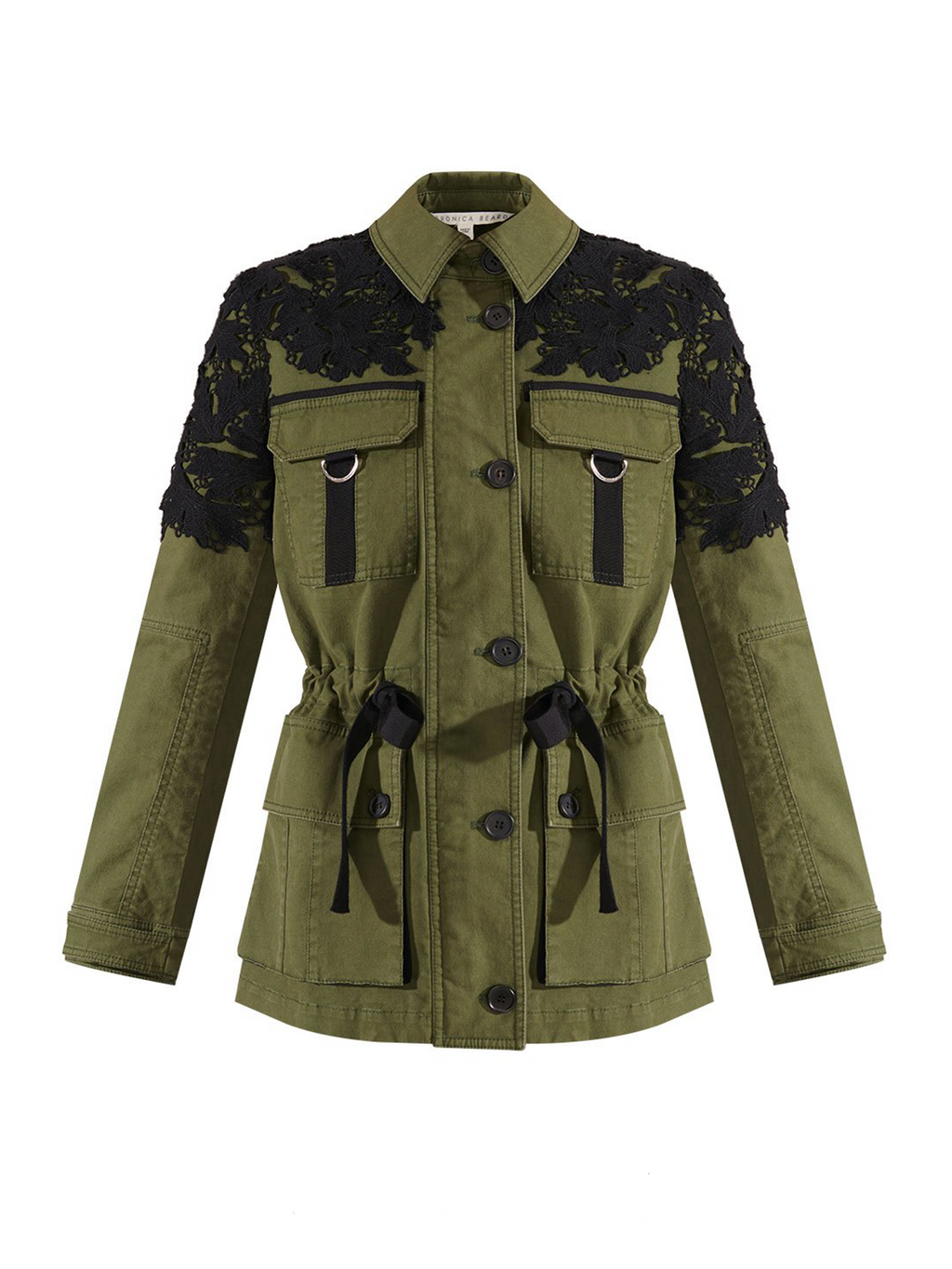 Veronica Beard Heritage Military Jacket