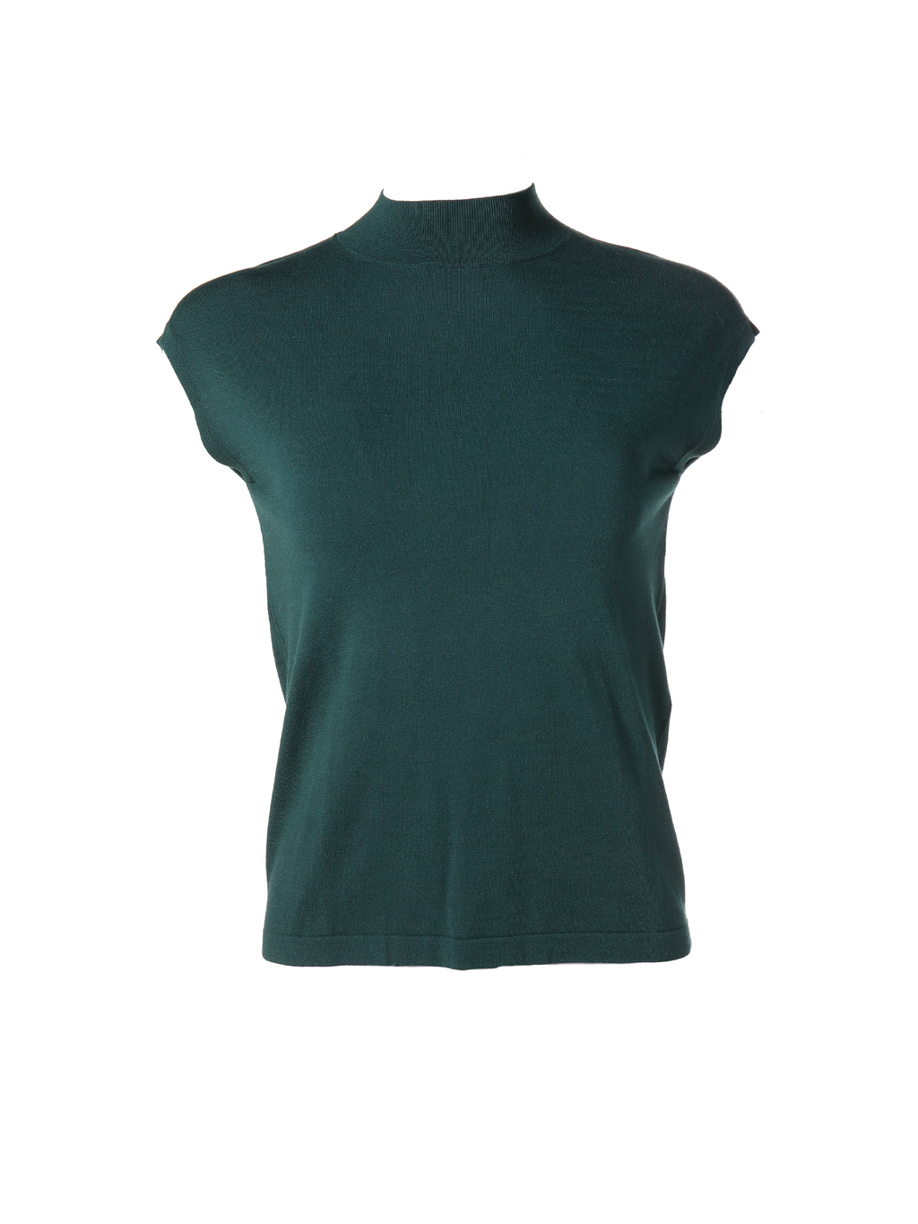 Max Mara Weekend Supremo Sleeveless Sweater Top