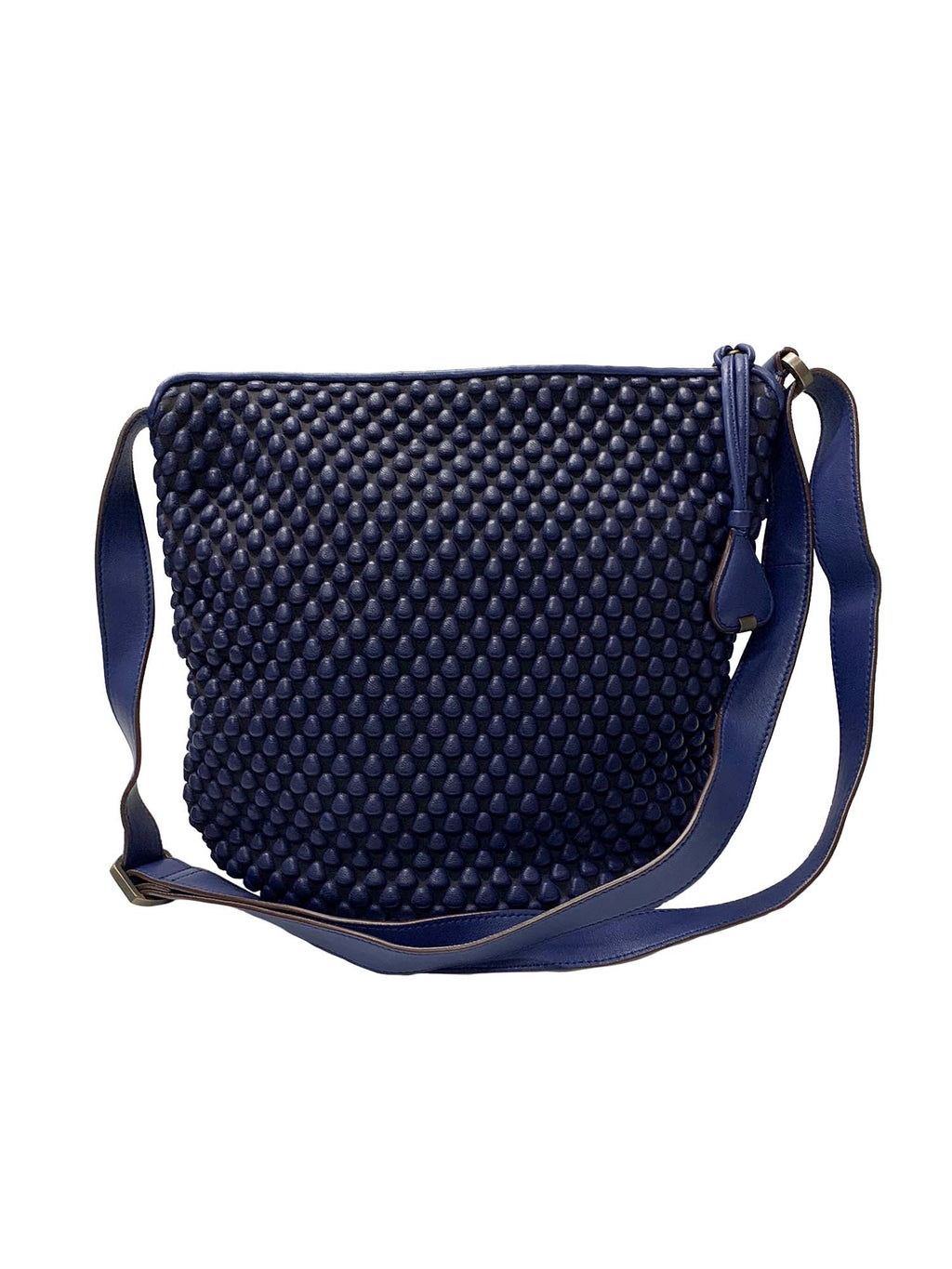 Tissa Fontaneda Happy Bag - Blue Zeus
