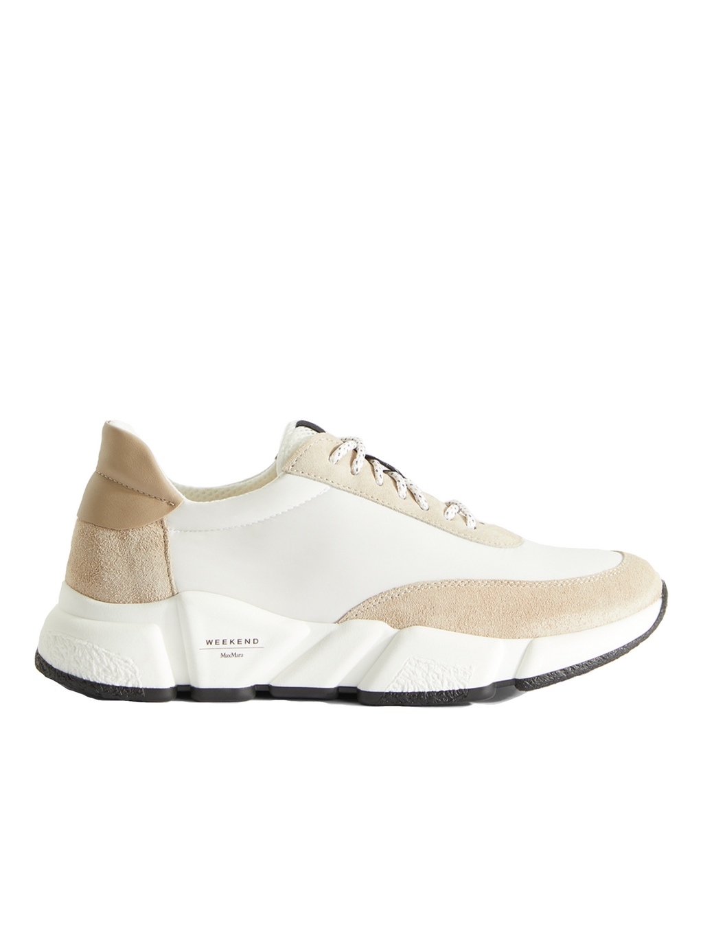 Max Mara Weekend Leather Sneaker