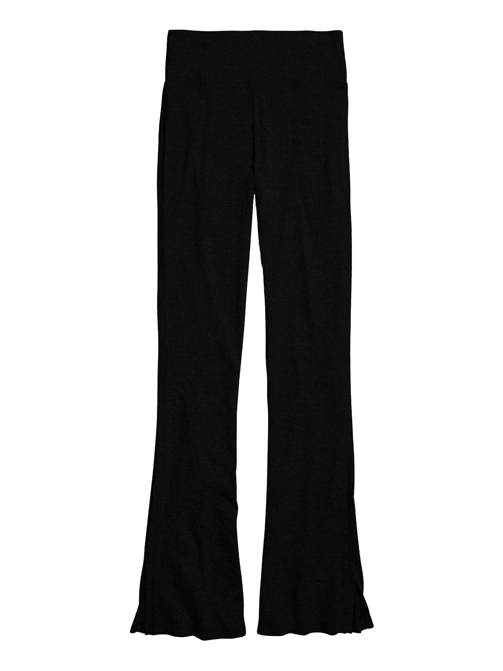 Rag & Bone The Knit Rib Flare Pant