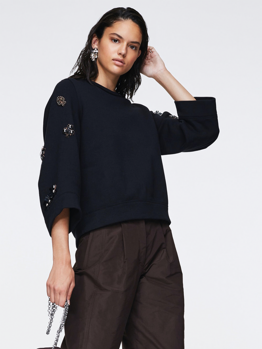 Dorothee Schumacher Casual Coolness Sweatshirt