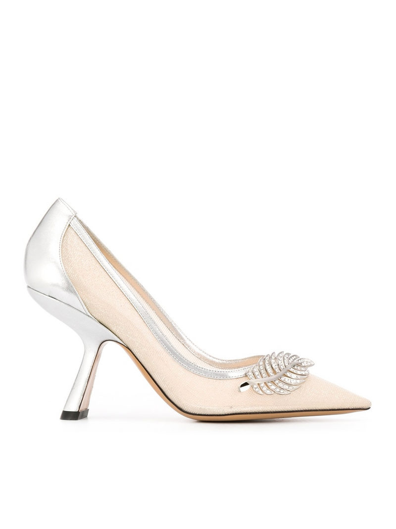 Nicholas Kirkwood Monstera Mesh Pumps