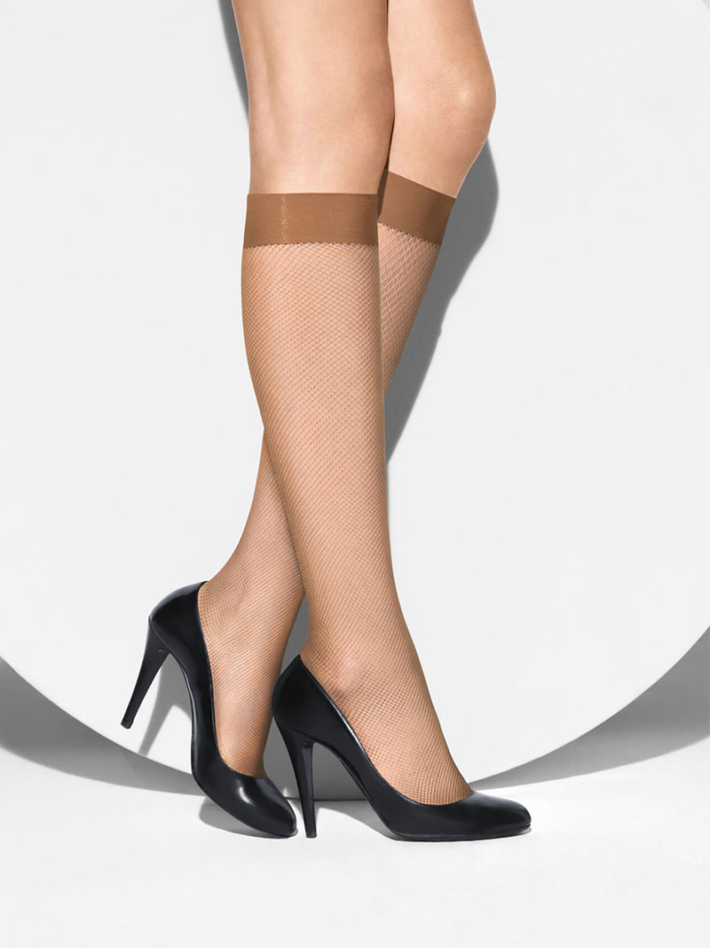 Wolford Twenties Knee Highs