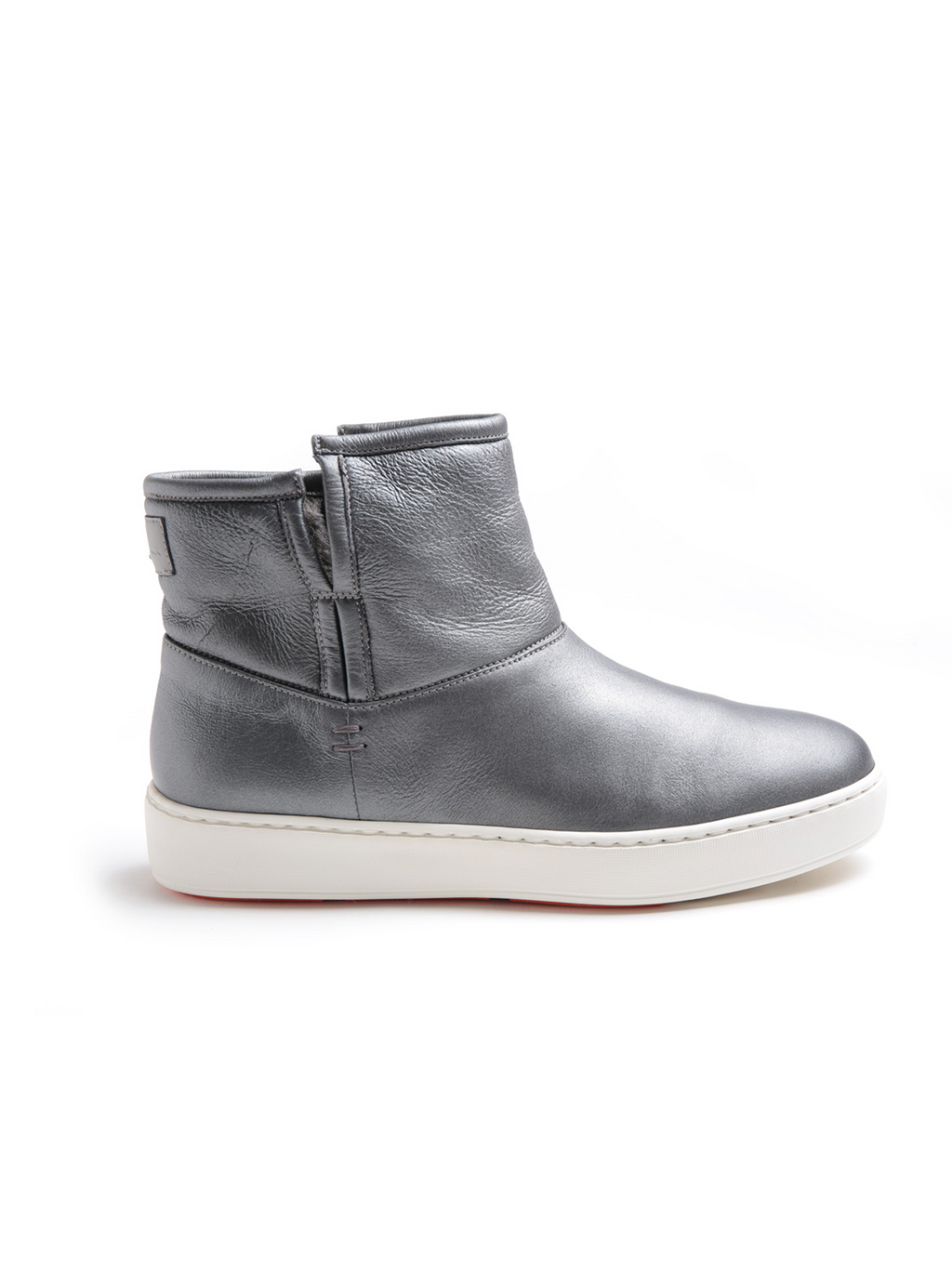 Santoni Thick Sole Sneaker Ankle Boot