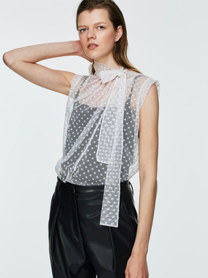Dorothee Schumacher Playful Dots Shirt Blouse