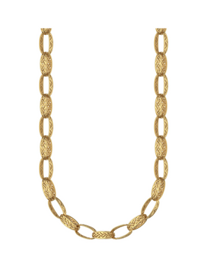Dean Davidson Weave Link Necklace - Gold - Pre-Order