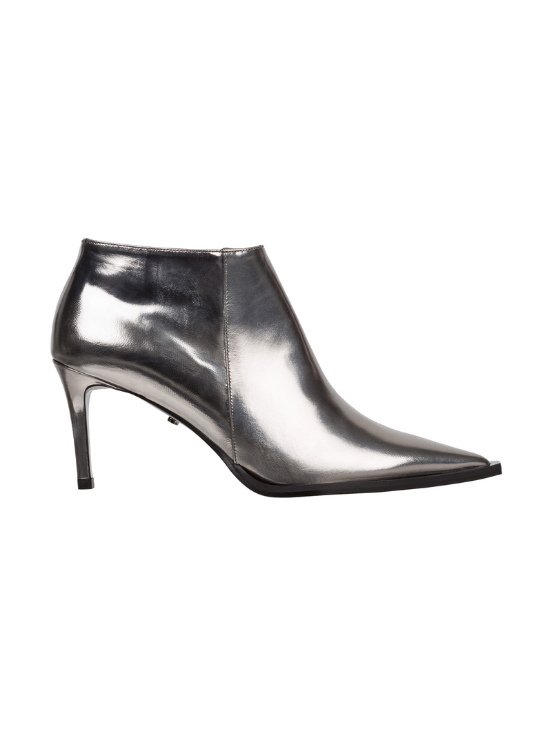 Dorothee Schumacher Power Statement Bootie - Gunmetal