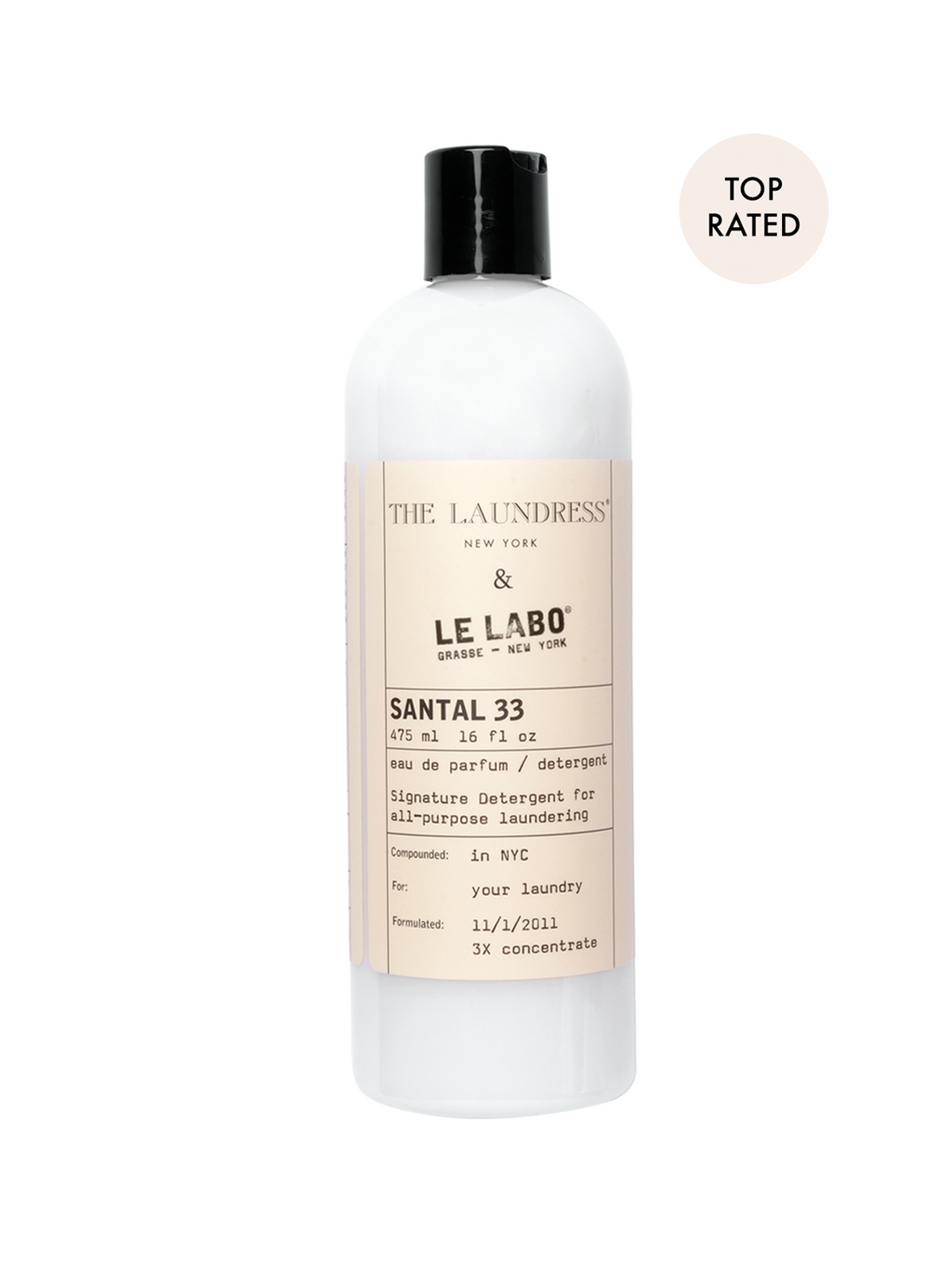 The Laundress Le Labo Signature Detergent 16 fl oz