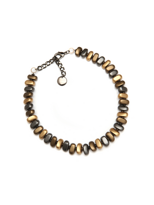 PONO Mini Desi Barile Resin Necklace