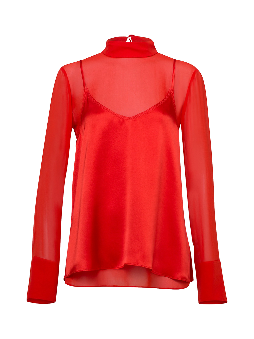 Dorothee Schumacher Transparent Shine Blouse