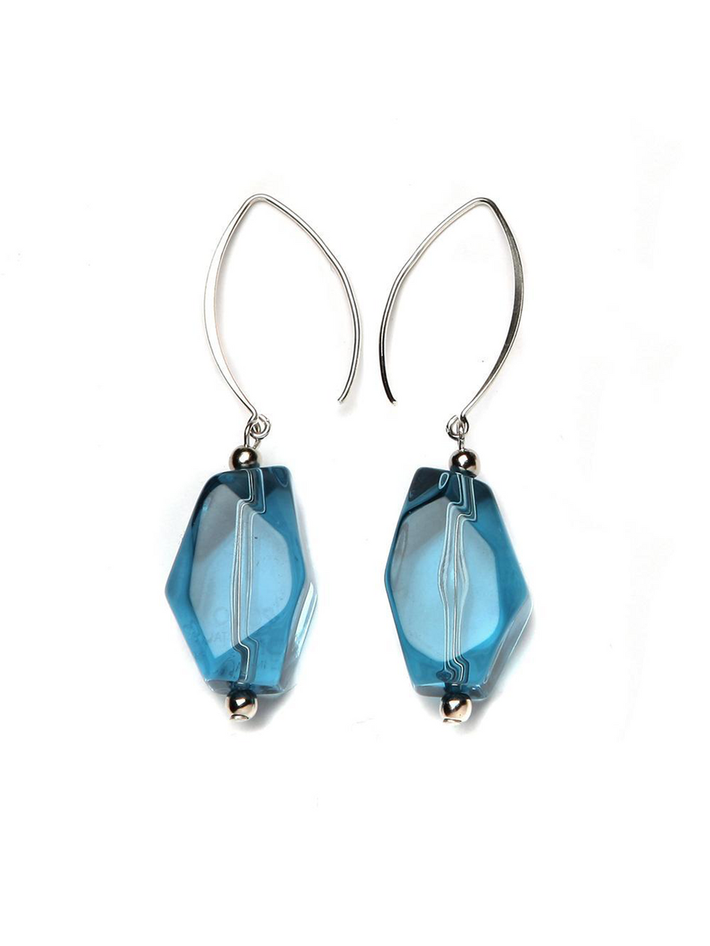 PONO Yvettle Resin Drop Earrings