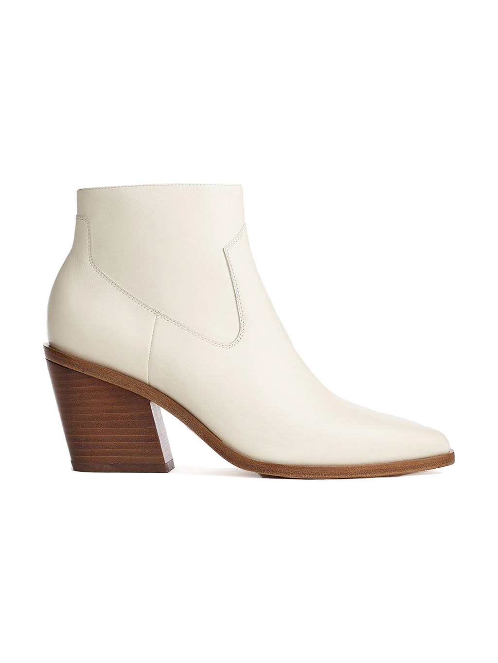 Rag & Bone Razor Boot - Antique White