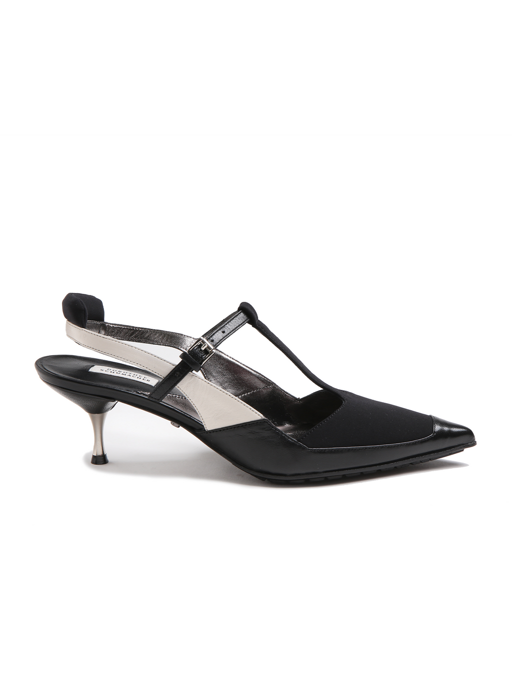 Dorothee Schumacher Touch of Sport Sporty Kitten Heel