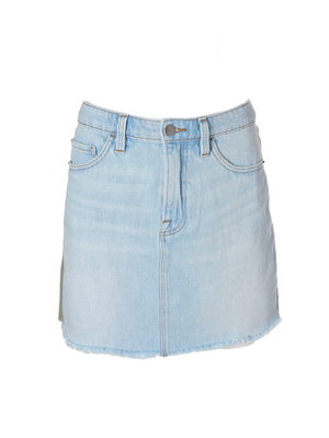 Frame Le Mini Skirt Cargo Mix - Canteburry Gate
