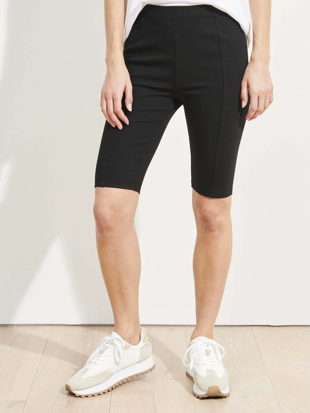 Patrick Assaraf Stretch Bike Short
