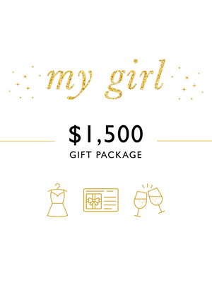 My Girl Gift Package