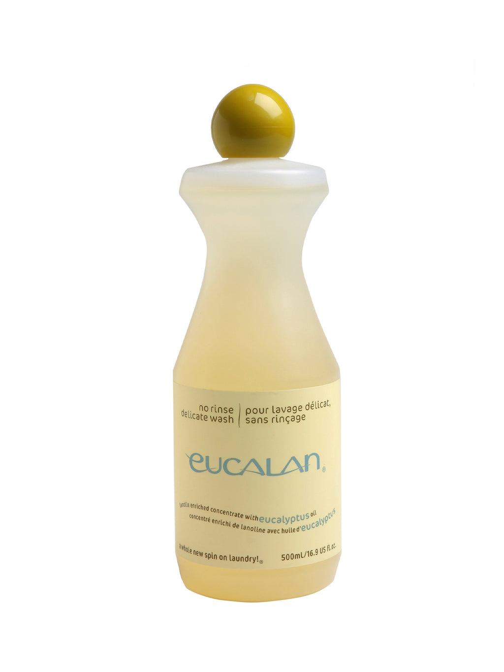 Eucalan No Rinse Delicate Wash Large (500ml)