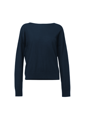Dorothee Schumacher Sophisticated Softness O-neck Sweater