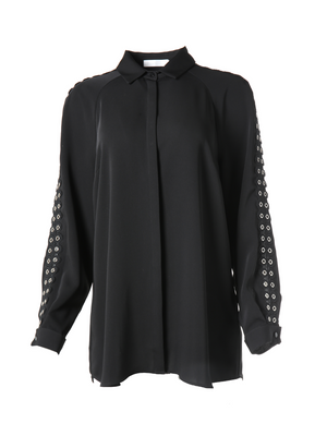 Anne Fontaine Lutine Long Sleeve Blouse