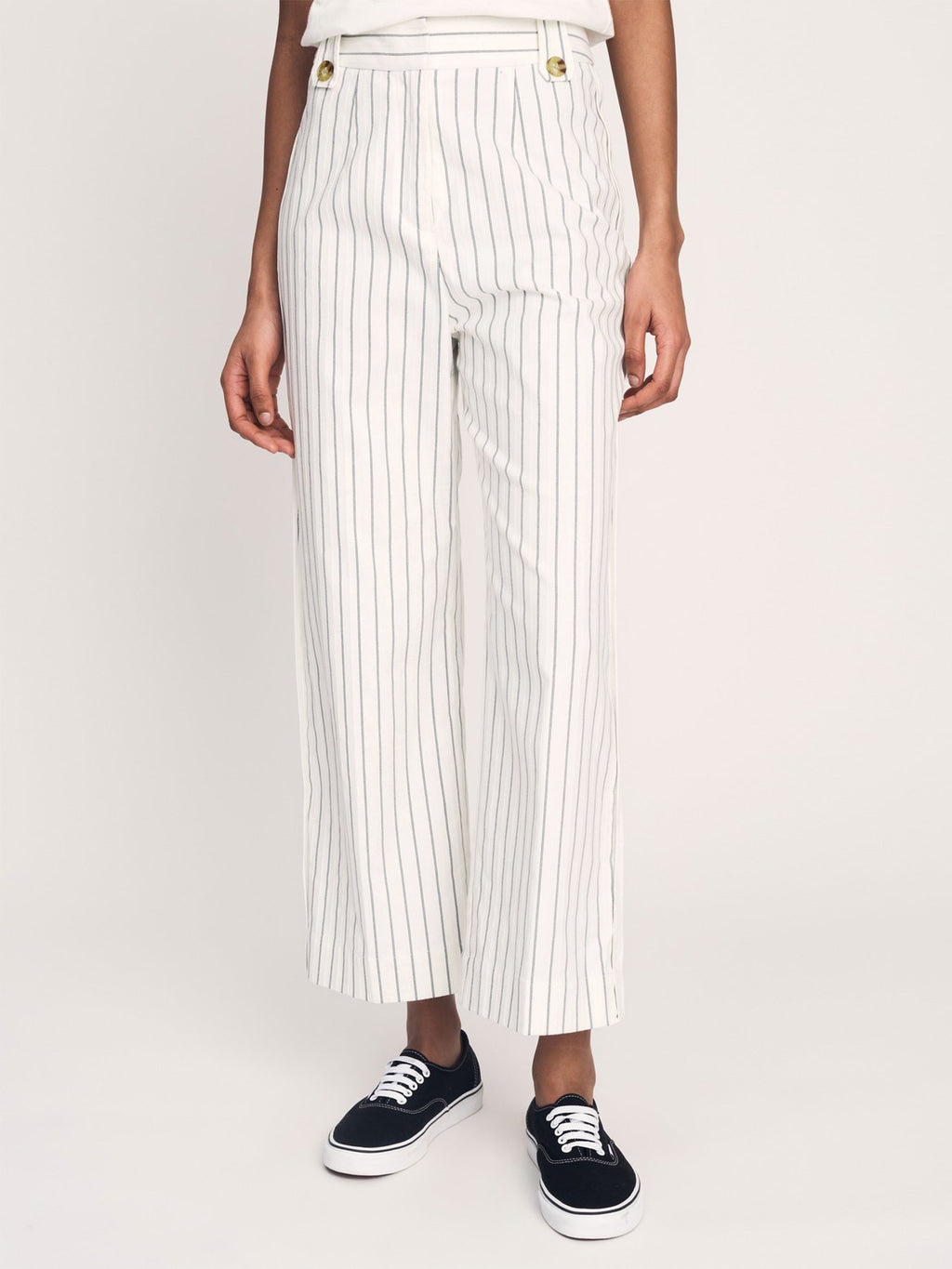 Derek Lam 10 Crosby Jerry High Waist Trouser