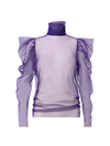 Dorothee Schumacher Dramatic Transparency Blouse