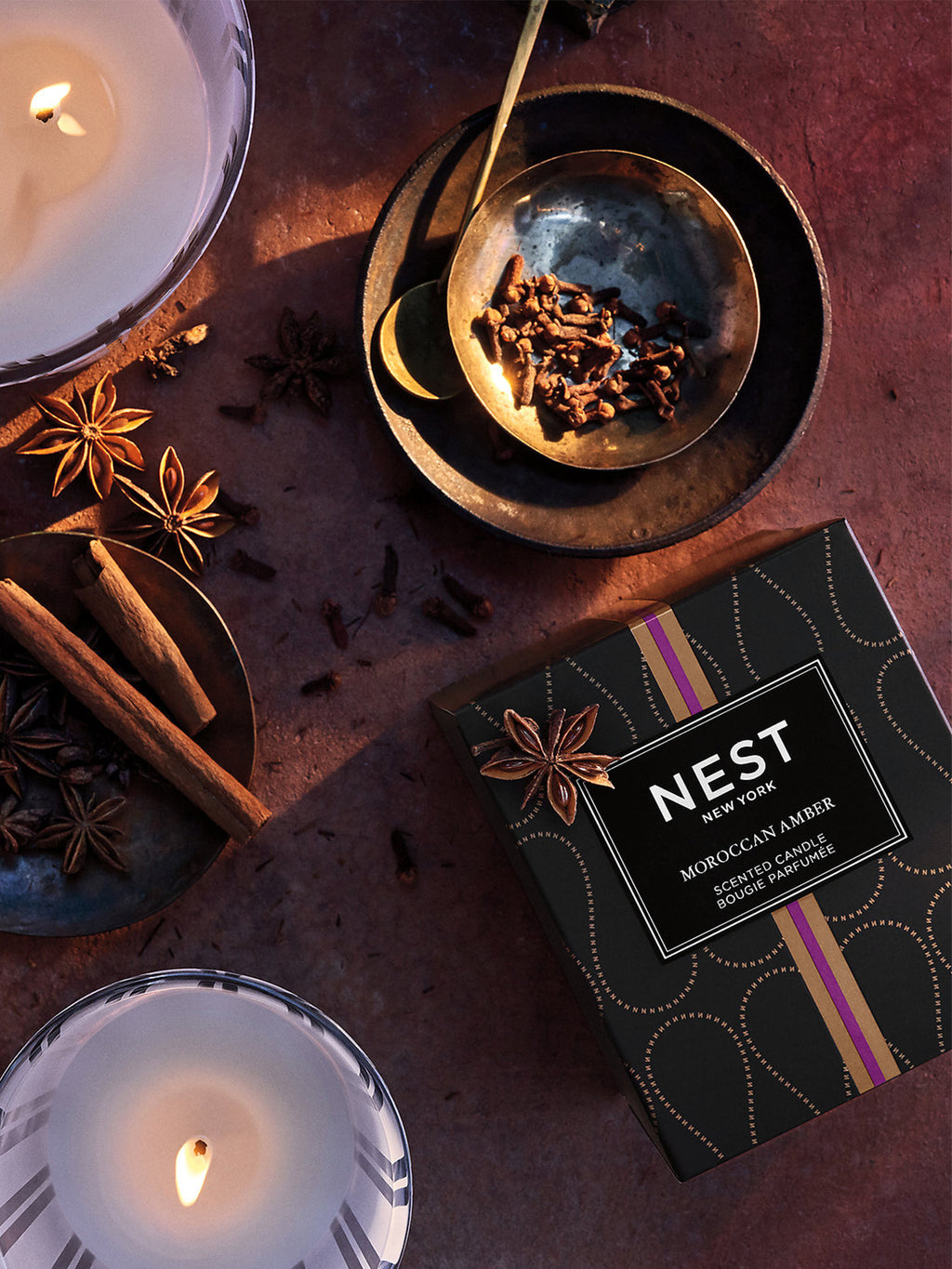 NEST Fragrances Reed Diffuser, Moroccan Amber