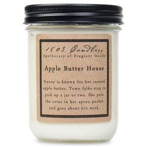 Apple Butter House Candle
