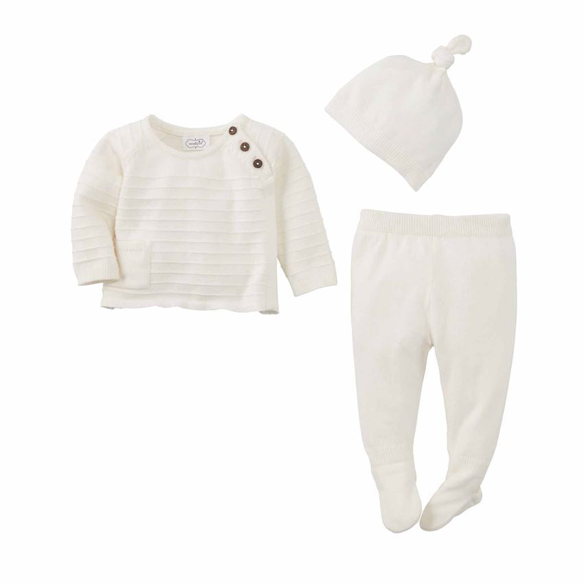 Kint Ivory 3pc Set