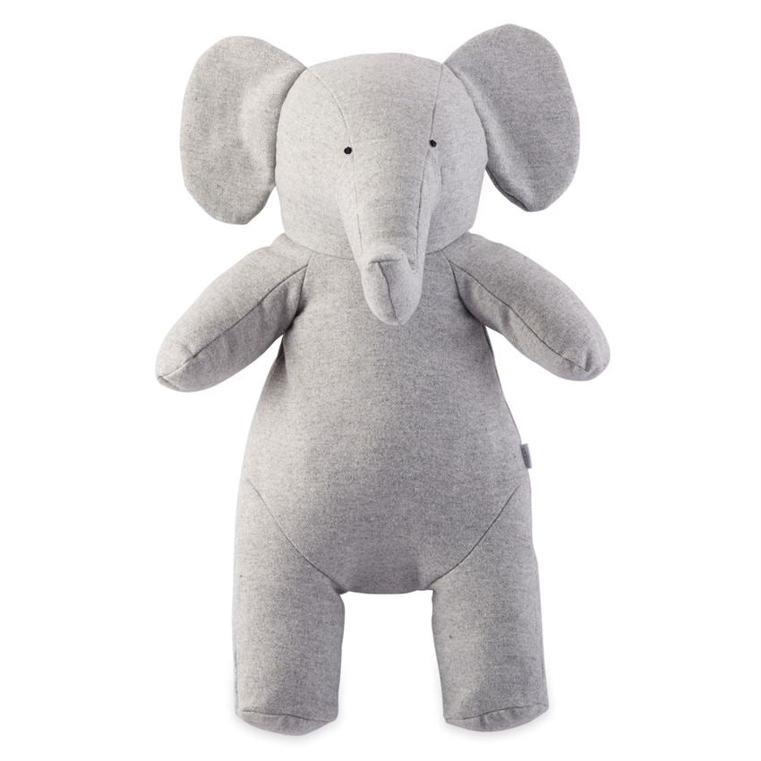 Plush Floppy Elephant