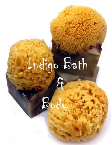 Indigo Bath and Body - Silk n Sponge