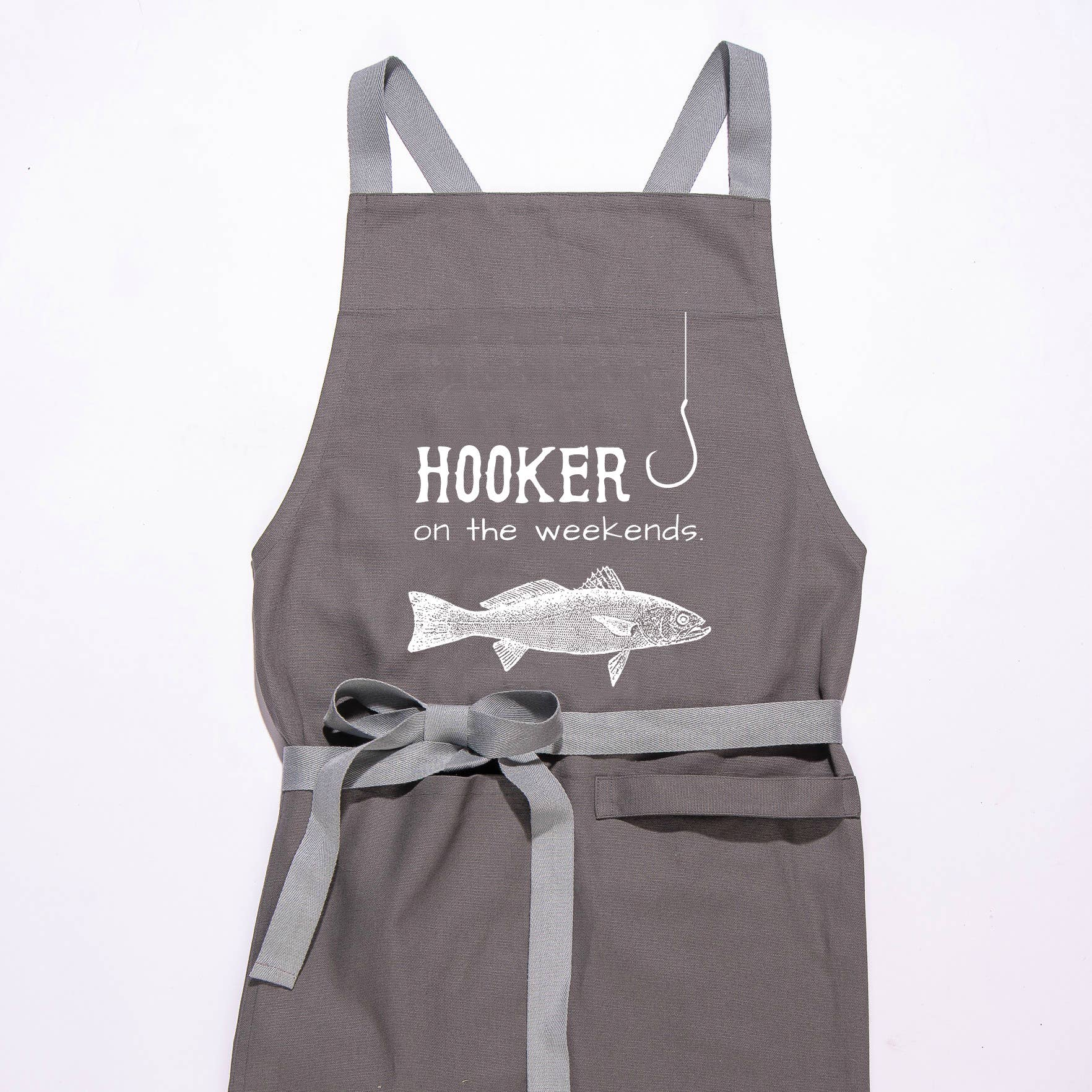 Twisted Wares - Hooker on the Weekends APRON