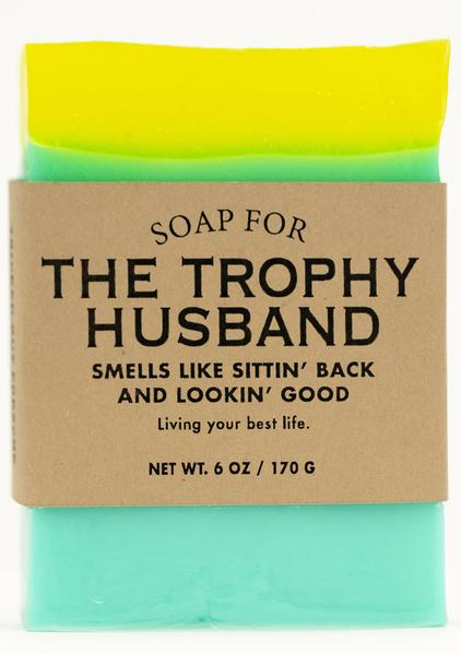 Soap for The Trophy Husband