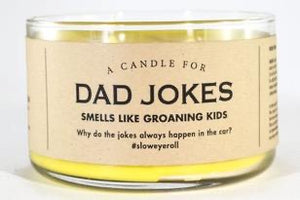 Candle for Dad Jokes