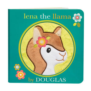 Lena the Llama Board Book