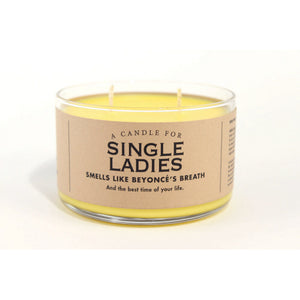 A Candle for Single Ladies