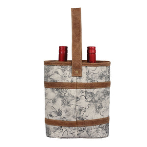 Bliss Double Wine Bag